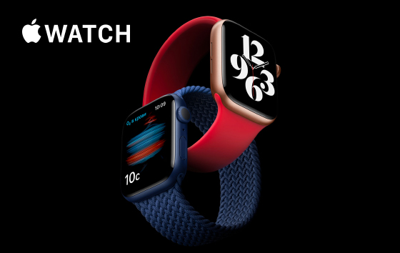 Apple Watch SE и Series 6 New 2020